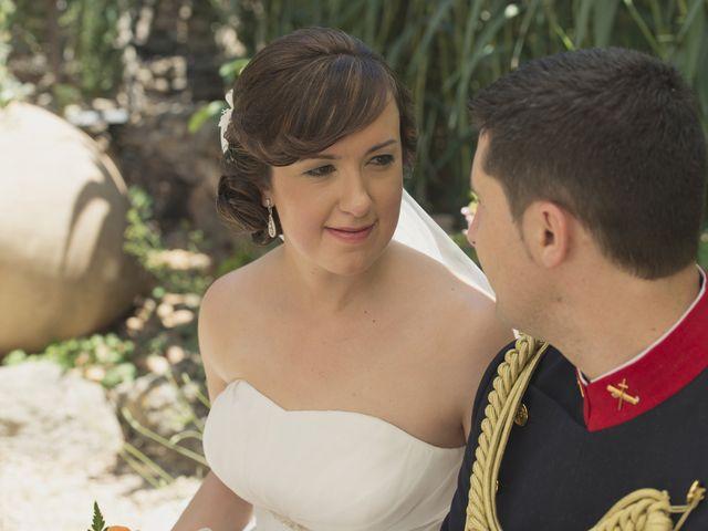 La boda de Ismael y Rocío en Casas De Los Pinos, Cuenca 48