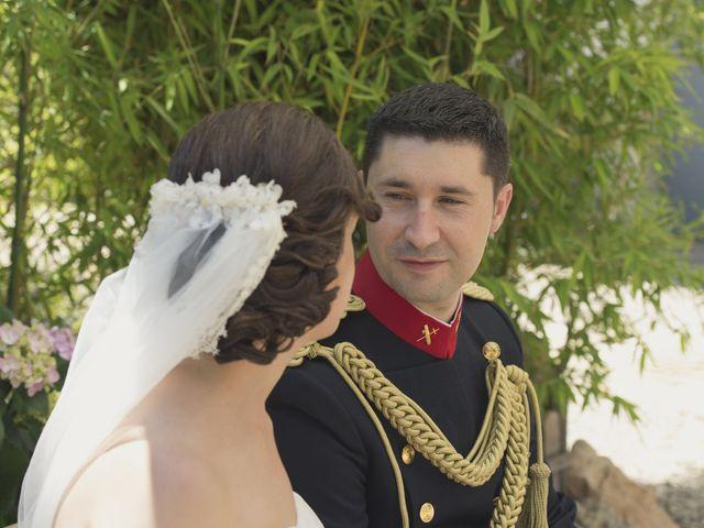 La boda de Ismael y Rocío en Casas De Los Pinos, Cuenca 49