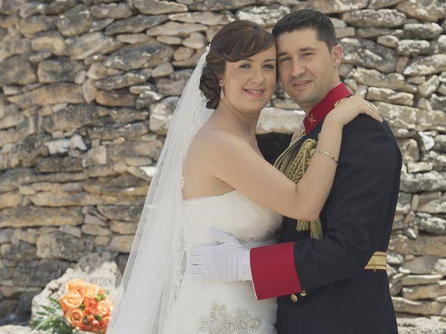 La boda de Ismael y Rocío en Casas De Los Pinos, Cuenca 2