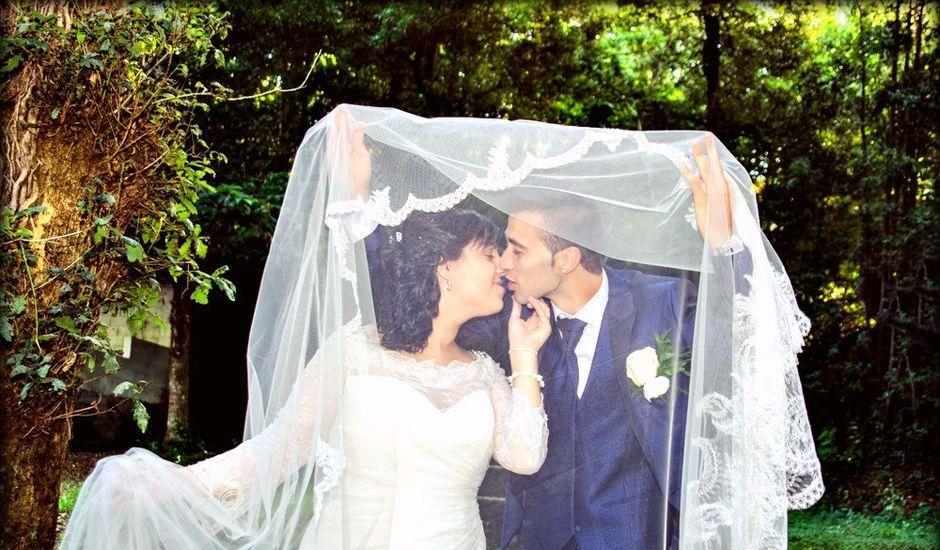 La boda de Kevin y Jessica en Carballo, Asturias