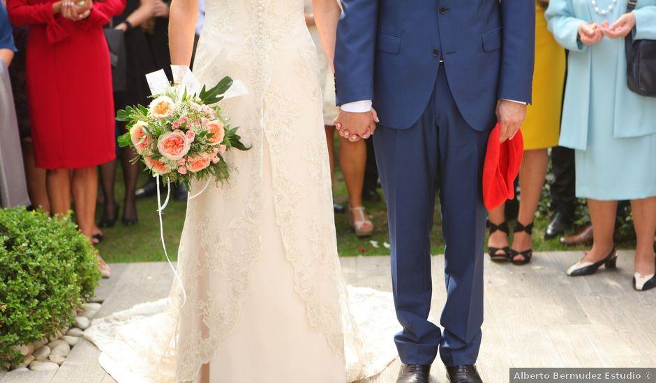 La boda de Raul y Tamara en Getxo, Vizcaya