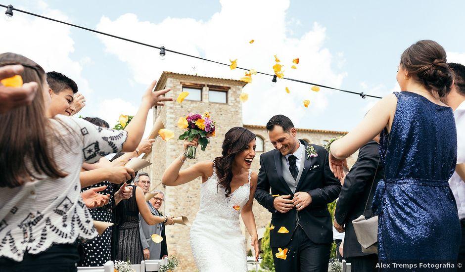 La boda de Albert y Olga en Girona, Girona