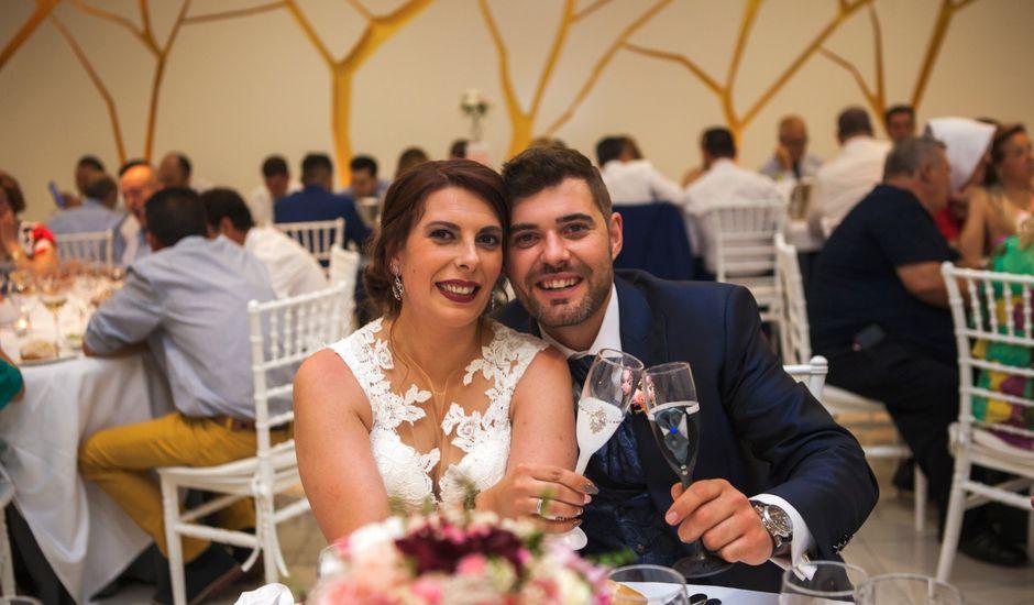 La boda de Lidia  y Miguel  en Villanueva De Alcardete, Toledo