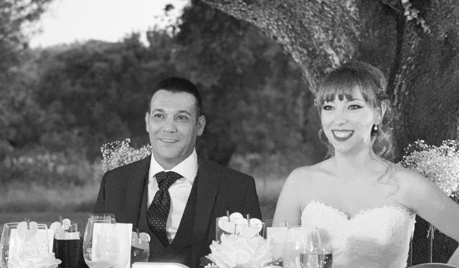 La boda de David y Sandra en Guadarrama, Madrid