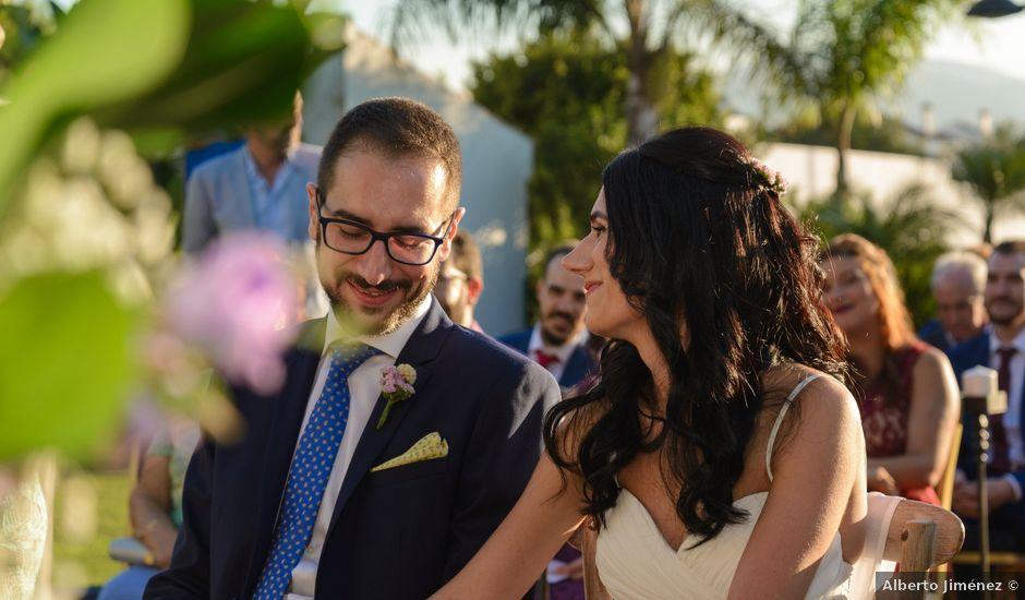 La boda de Jesus y Tamara en Los Barrios, Cádiz