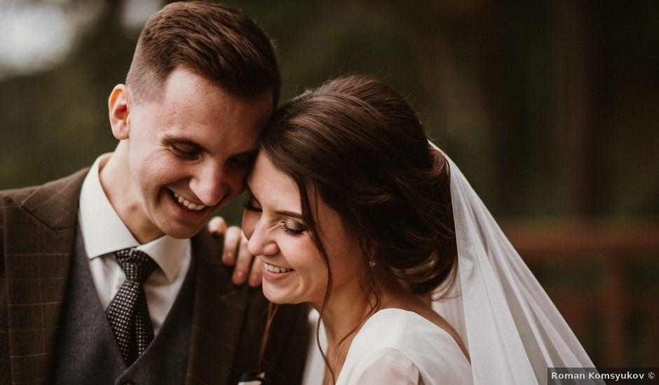 La boda de Anastasia y Vlad en Cia, Navarra