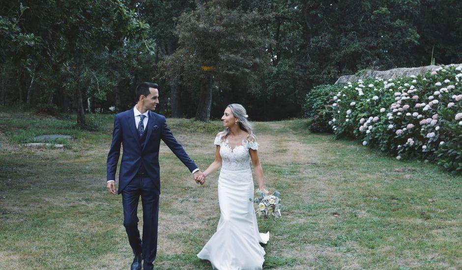 La boda de Alejandra y David  en Ferrol, A Coruña