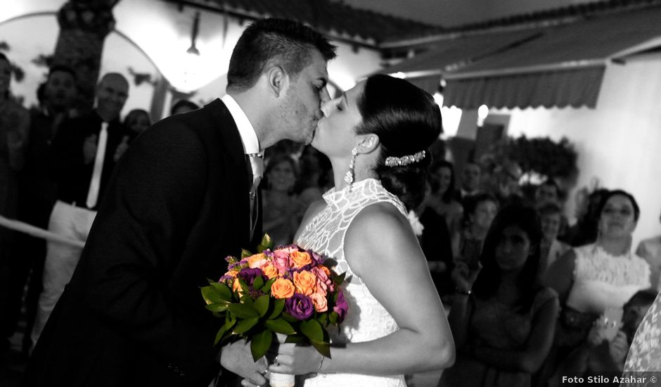 La boda de David y Mirian en Utrera, Sevilla