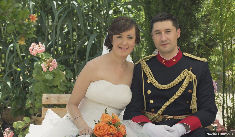 La boda de Ismael y Rocío en Casas De Los Pinos, Cuenca