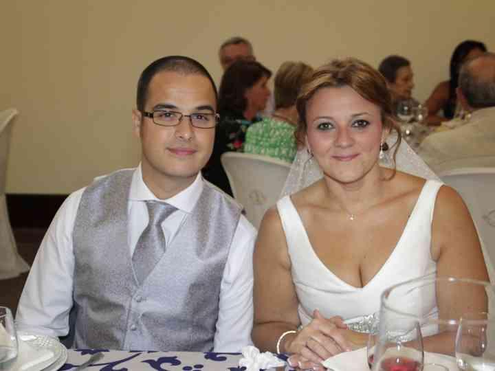 La boda de Iñigo y Dulce