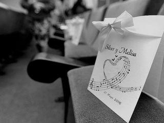 La boda de Melisa y Silver 2