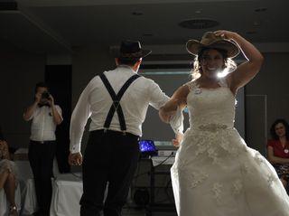 La boda de Melisa y Silver