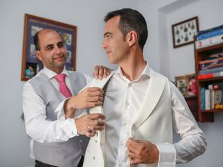 La boda de Jose Antonio y Tamara 1