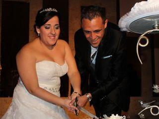 La boda de Blas y Toñi