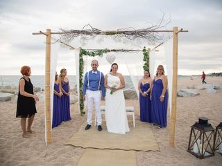 La boda de Patricia y Francisco Javier 1