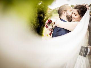 La boda de Míriam y Samuel