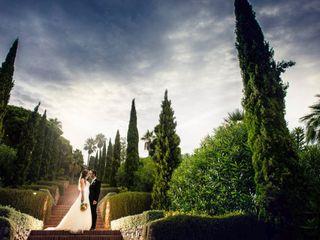 La boda de Sofia y Jofre