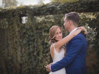 La boda de Caty y Adrián