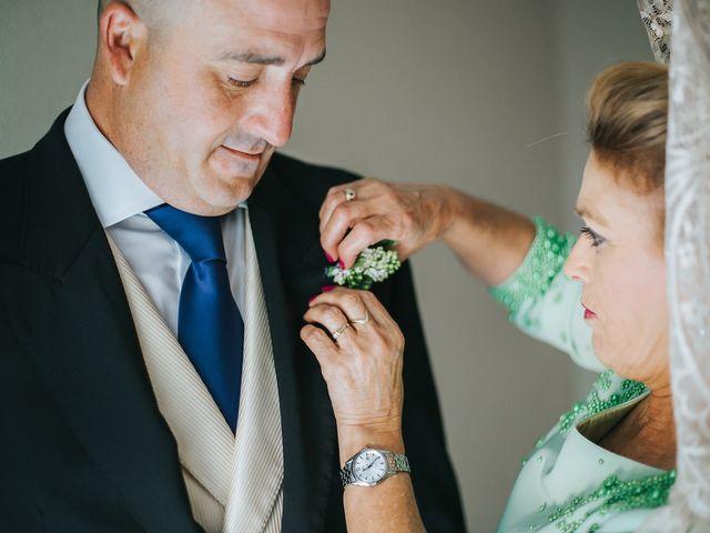 La boda de Pablo y Nuria en Arucas, Las Palmas 15