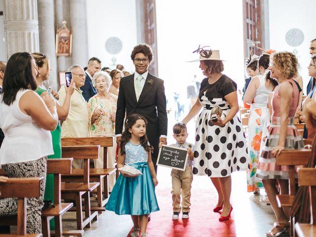 La boda de Pablo y Nuria en Arucas, Las Palmas 23