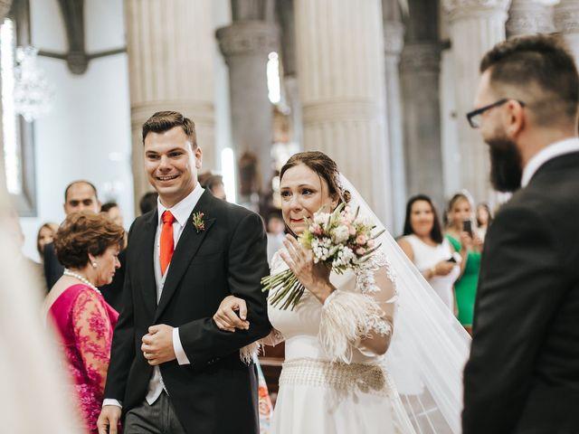 La boda de Pablo y Nuria en Arucas, Las Palmas 24