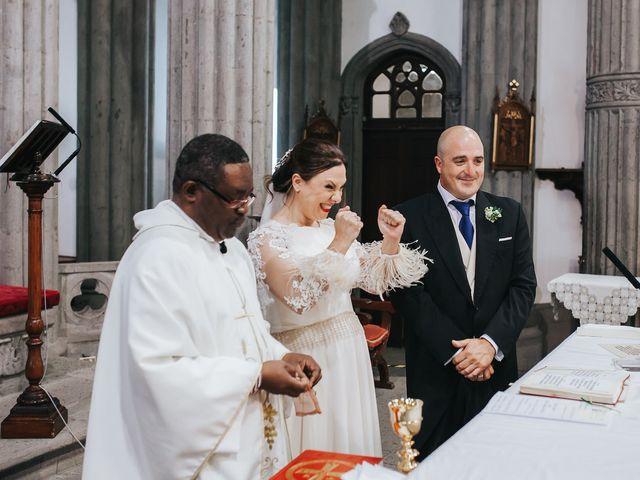 La boda de Pablo y Nuria en Arucas, Las Palmas 25