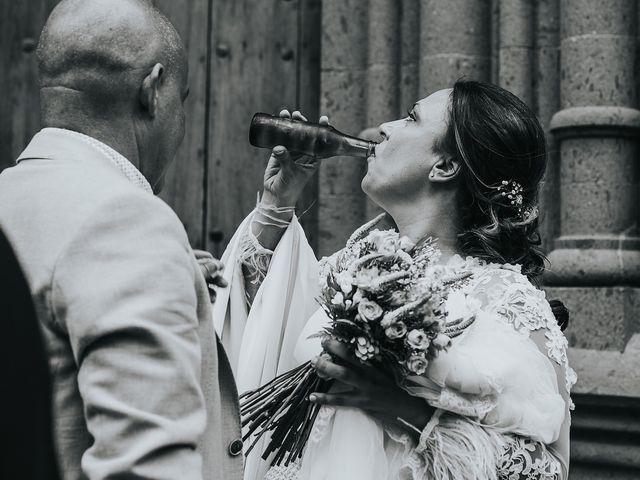 La boda de Pablo y Nuria en Arucas, Las Palmas 27