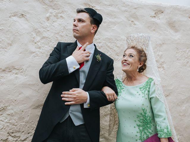 La boda de Pablo y Nuria en Arucas, Las Palmas 35