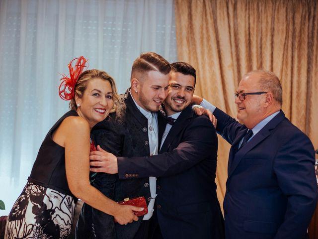 La boda de Xisco y Ylenia en Onda, Castellón 43