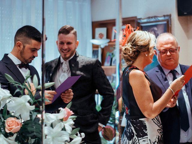 La boda de Xisco y Ylenia en Onda, Castellón 44