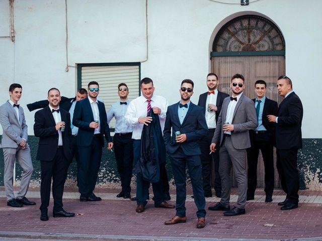 La boda de Xisco y Ylenia en Onda, Castellón 45