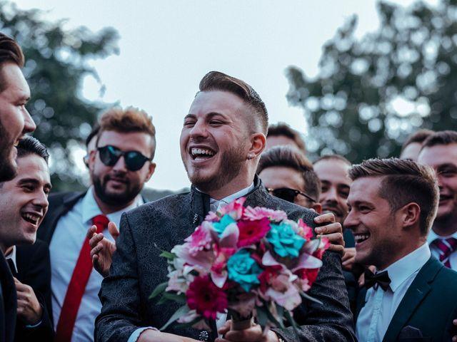 La boda de Xisco y Ylenia en Onda, Castellón 85