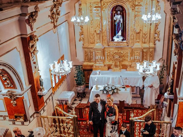 La boda de Xisco y Ylenia en Onda, Castellón 89