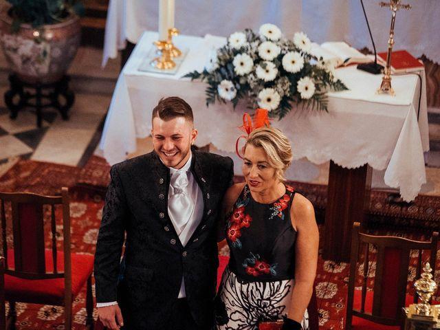 La boda de Xisco y Ylenia en Onda, Castellón 90