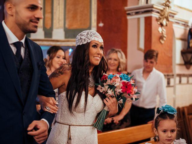 La boda de Xisco y Ylenia en Onda, Castellón 91