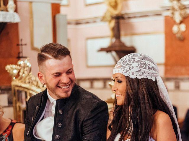 La boda de Xisco y Ylenia en Onda, Castellón 95