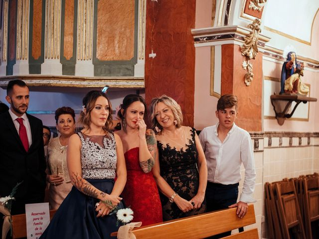 La boda de Xisco y Ylenia en Onda, Castellón 96