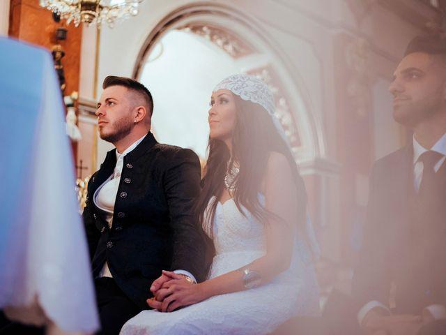 La boda de Xisco y Ylenia en Onda, Castellón 97