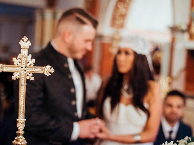 La boda de Xisco y Ylenia en Onda, Castellón 100