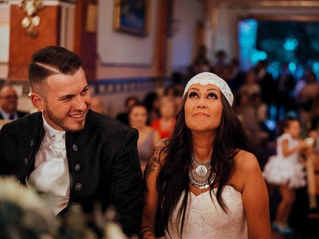 La boda de Xisco y Ylenia en Onda, Castellón 105