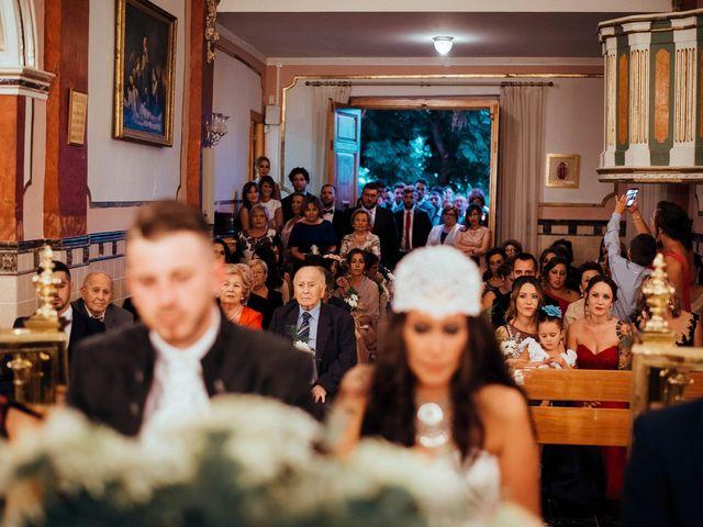La boda de Xisco y Ylenia en Onda, Castellón 107