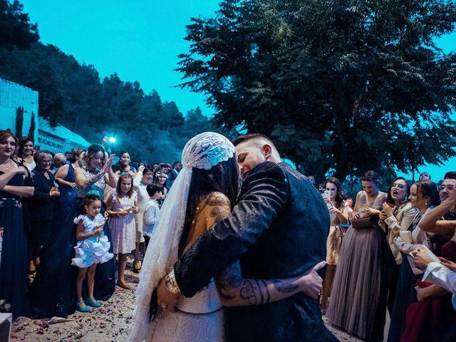 La boda de Xisco y Ylenia en Onda, Castellón 112