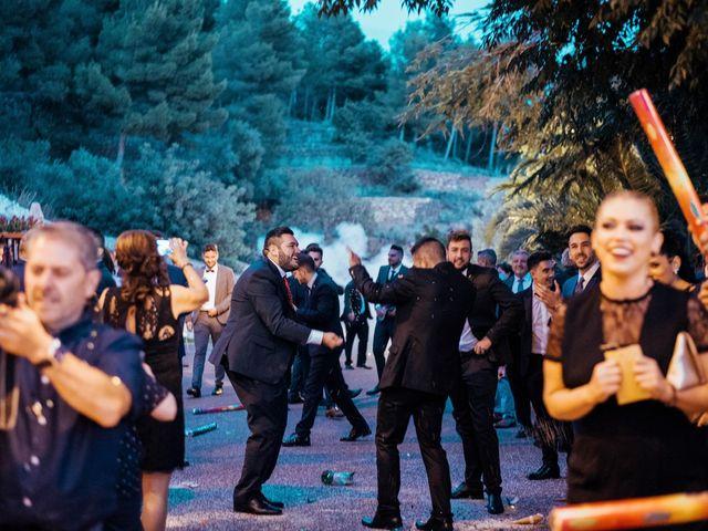 La boda de Xisco y Ylenia en Onda, Castellón 113