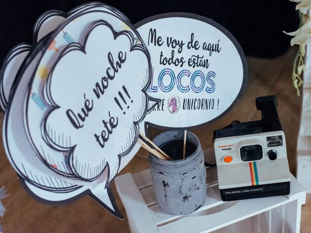La boda de Xisco y Ylenia en Onda, Castellón 125