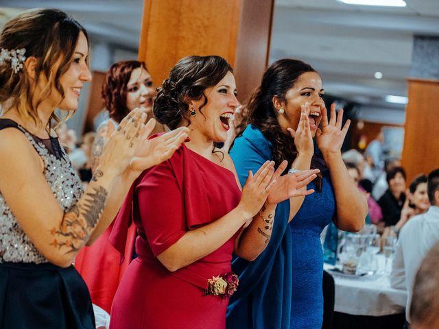 La boda de Xisco y Ylenia en Onda, Castellón 127
