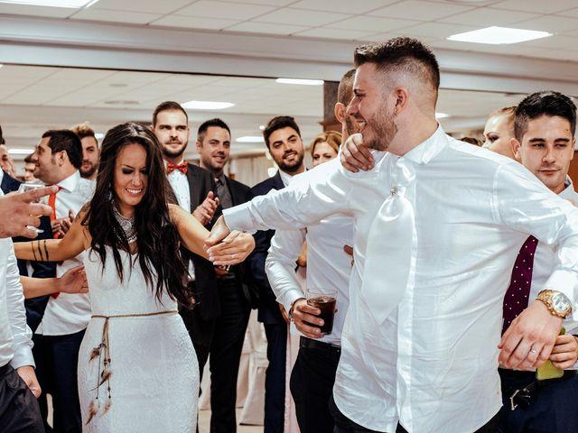 La boda de Xisco y Ylenia en Onda, Castellón 132