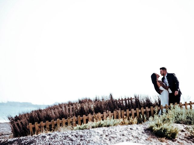 La boda de Xisco y Ylenia en Onda, Castellón 141