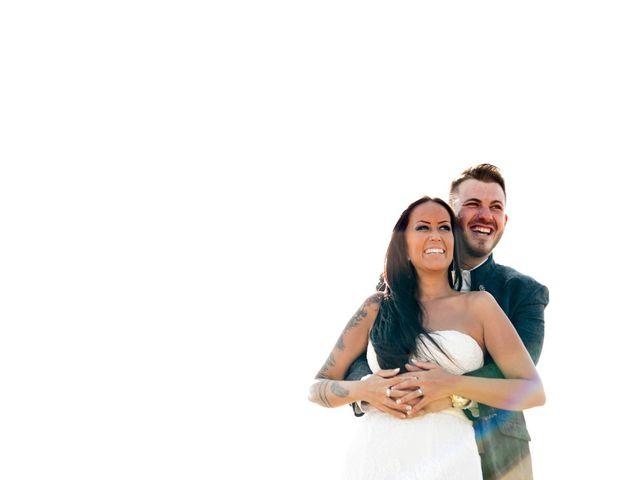 La boda de Xisco y Ylenia en Onda, Castellón 142