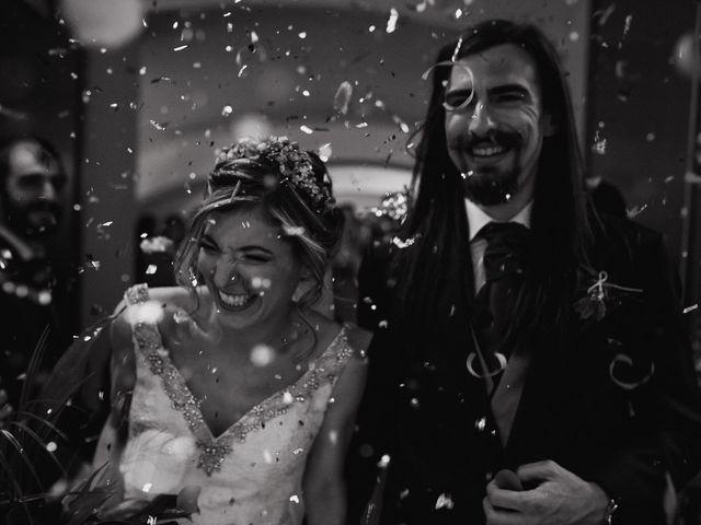 La boda de Marta y Diego