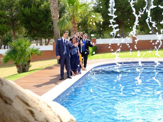 La boda de Adrián y Mónica en Sant Pere De Ribes, Barcelona 16